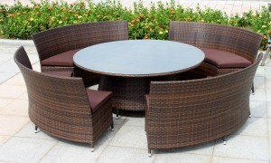 Beautify Your Outdoor Space with Rattan Garden Furniture
